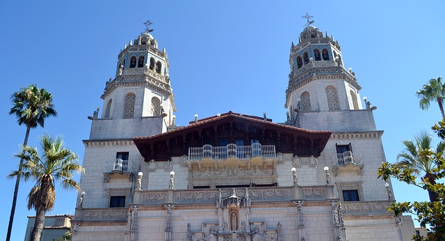 highway-one-hearst-castle