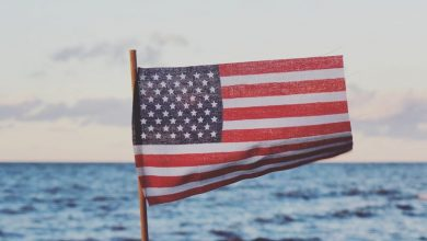 Photo of Met de boot naar Amerika.