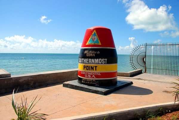 southern-most-point-Key-West-bezienswaardigheden