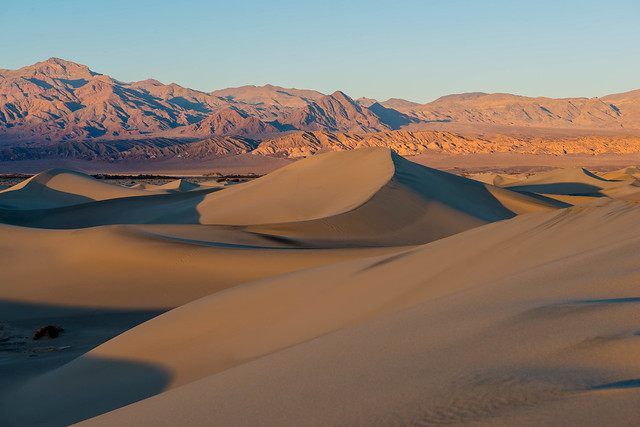 Death Valley National Park in Amerika