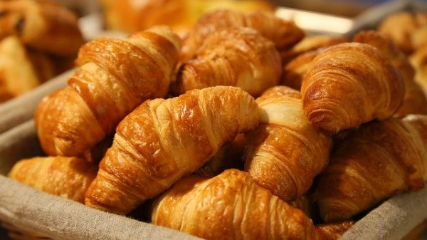 croissants ontbijt in new york city