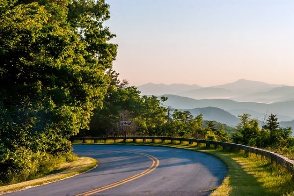 great-smoky-mountains-weg