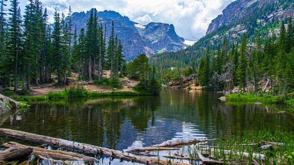 rocky-mountains-lake-wandelen