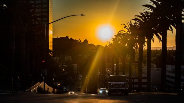 sunset-boulevard-los-angeles-zonsondergang