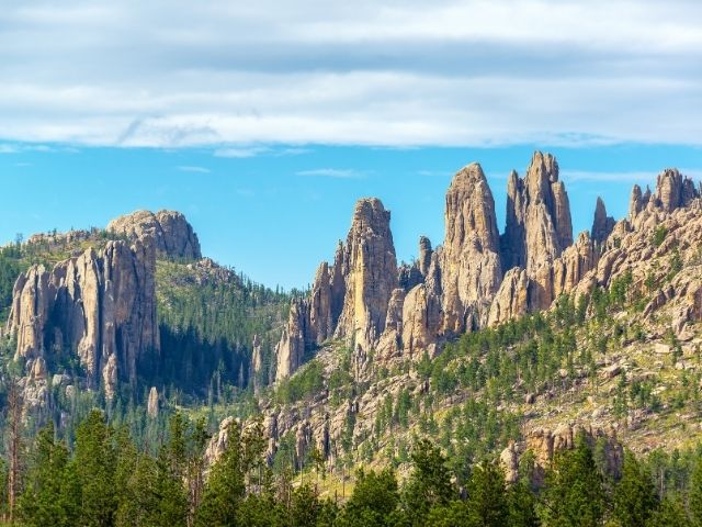 cathedral-spires-custer-state-park